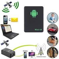 Mini A8 in tempo reale Global Locator Vehicle GSM / GPRS / GPS Tracker Dispositivo di tracciamento Allarme anti-perso