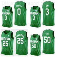 2021 도쿄 올림픽 농구 25 스펜서 DINWIDDIE 저지 3 MIYE ONI 55 Precious Achiuwa 0 Kz Okpala 50 Michael Eric 33 Nwora 7 Al-Farouq Aminu Team Green Ni Ri Li Ya