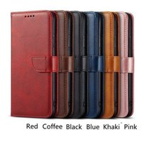 2021 newest Luxury quality Cell Phone Cases Leather Wallet Case for iPhone 13 12 Pro Max Mini 11 XS XR X SE 8 7 6 6s Plus 5S 5 Flip Cover Coque Card Slots Magnetic clamshell