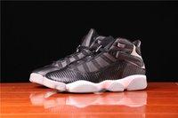 Authentischer Jumpman 6 6S Kohlefaser Ringe Basketball Designer Schuhe Echtes Leder Sport Outdoor Sneakers Größe 36-47.5 Kommen Sie mit Box
