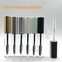 Bottiglie di stoccaggio Vasetti all'ingrosso 10ml Tubi vuoti Eyelash Tubi Eye Mascara Tubo Contenitori Big Bottle Cancella confezione trucco