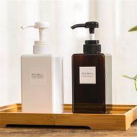 Storage Bottles & Jars Foam Hand Sanitizer Bottle Press Typ Facial Cleanser Bubbler Unterflasch