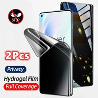 Anti Spy Privacy Soft Hydrogel Film For Samsung S21 S30 S20 S10 Note10 Plus Note20 Ultra S9 S8 Plus Screen Protector