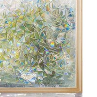 Decorative Window Privacy Film Stained Glass Sticker, Window ...