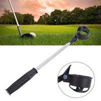 Golf Ball Picker Antenna Mast Praction Picking Tool На открытом воздухе Спорт Высокое Качество Аксессуары Учебные СПИД