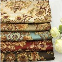 Estilo europeu alta precisão tecida jacquard sofá tabela bandeira bandeira cadeira de jantar cama tampa guardanapo travesseiro FABREJR4 {Categoria}