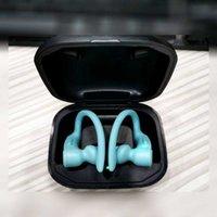 المصمم TWS سماعة لاسلكية بلوتوث الأذن هوك سماعات الرياضة نمط سماعة 8 اللون المتاحة