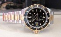 Relógio Vintage dos homens BP Factory Asia Movement Relógios Mecânicos Homens BPF Antique 16600 Liga Bezel 16613 50th Anniversary 16710 Sea Gold Sport 16610 relógios de pulso