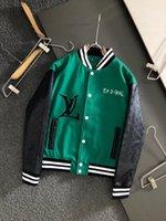 2021ss spring and summer new high grade cotton shirt Men's hoodie Suit pants Casual Fashion jacket Color stripe print sweatshirt Size: s-xxxl Color: black white 659