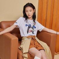 Блузки женские футболки с коротким рукавом шифоновые вершины шелковые брюки плюс пальто длинный белый