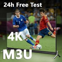 M3U 24h free testing of smart TV high-definition 4K receivers in Europe and Spain support
