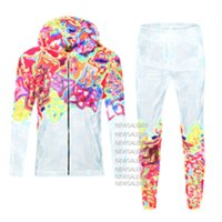 20ss mens fashion tracksuits classic letters printing two pieces outfits Men's Tracksuit Sweat Suits Sports Suit Men Hoodies Jackets Jogger Sporting sets size M-3XL