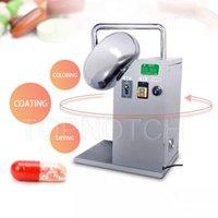 Chocolate-Zucker-Beschichtungsmaschine Edelstahl Candy Coater Chinesische Medizin Pille Polierhersteller