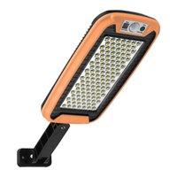 Solar Lamps Light PIR Motion Sensor Garden Wall LED Street Lamp Waterproof Smart Remote Control Outdoor Decoration