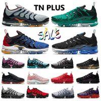 TN Plus Mens 러닝 신발 큰 크기 US 13 증기 남성 스포츠 운동화 전세계 트리플 트리플 블랙 체육관 레드 게임 로얄 여성 최대 트레이너 36-47