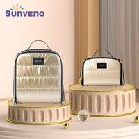 Sacos de fraldas Sunen Bag térmico isolado garrafa de bebê portátil isolamento de alimentação Manter mamãe quente / frio