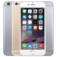 Ursprünglicher renoviertes Apple iPhone 6 mit Fingerabdruck 4,7 Zoll A8 Chipsatz 1 GB RAM 16/64 / 128 GB ROM iOS 8.0mp Kamera 4G LTE Smartphone 30 stücke