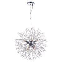 Moderne Zweig Lampe Handgemachte Kette Anhänger Kronleuchter Lichte Energiesparbeleuchtung Für Wohnzimmer Schlafzimmer Kunstdekor