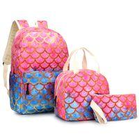 School Bags 2021 For Teenage Girls Kids Cartoon Pattern Children Student Backpack Teen Shoulder Bag Child Schoolbag Mochila