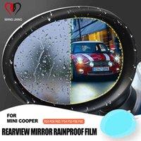 Hot for Mini Cooper F54 F55 F55 F56 F57 R55 R56 R57 R58 R59 R60 R61 R61 R / F Series Rétroviseur Autocollant de film anti-brouillard anti-brouillard