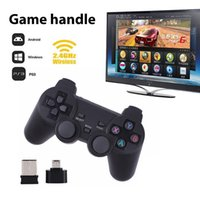 Cewaal 2.4G Wireless Gamepad pubg controller PC For PS3 TV Box Joystick Joypad Game Controller Remote Xiaomi Android