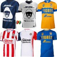 2021 Club America Soccer Jersey Guadalajara Chivas Cruz Azul Tigres Uanl Unam Atlas Santos Laguna 20 21 Liga MX Football Compot