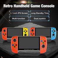 Portable Game Players Handheld Retro Video Consoles 5.1 Inch Hand-held Gaming Player Machine Built-in 10000