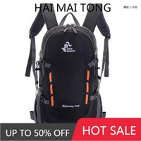 Outdoor Bags 40L Backpack With Outlet Camping Hiking Trekking Rucksack Waterproof Sports Bag Backpacks Climbing Travel