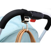 Stroller Parts & Accessories 2Pcs Baby Bag Hanger Mommy Hooks Carriage Pram 360 Degree Rotate Infant Car Seat Organizer