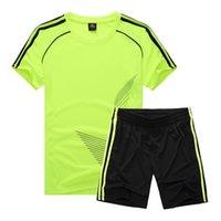 Futbol Forması Spor Kostümleri Çocuklar Için Giysi Futbol Kitleri Kızlar Için Yaz Çocuk Futbol Setleri Erkek Giyim Erkek Üniformaları