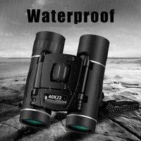 40x22 HD Powerful Binoculars 2000M Long Range Folding Mini Telescope BAK4 FMC Optics For day night Hunting Sports Outdoor Camping Travel
