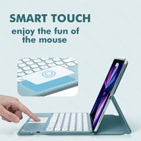 For iPad Pro 11 case 2021 2020 for iPad Air 4 case with Keyboard Mouse Funda for iPad Pro 11 Case Keyboard