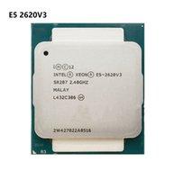 Быстрая доставка Intel Xeon E5-2620 V3 Series Series LGA 2011-V3 CPU настольного процессора компьютерного процессора в США