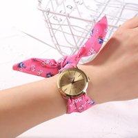 Senhoras Dress Relógios Moda Feminina Watch's Watch Flower Pano Design Sweet Girl Bracelet presentes Relógio Relogio Feminino relógios de pulso