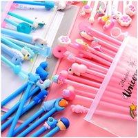 Pen 20 pack cute girl heart pink water Korean fairy water high value suit
