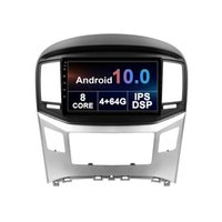 Car dvd Stereo Dashboard Replacement PLAYER GPS Navigation for Hyundai H1 2015 2016 2017 2018 10 Inch Android 10.0