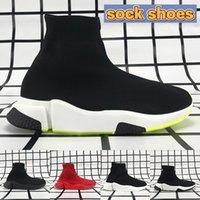 Com Box Paris sapatos masculinos casuais meia triplo vermelho preto branco verde UNC plataforma de moda masculino feminino tênis tênis EUA 6-12