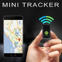 Tracker Mini Car Locator Real Time GSM  GPRS GPS Network GSM Listening Device Anti-Lost Alarm
