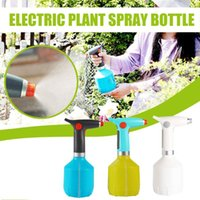 Household Watering Pot Electric Plant Spray Bottle Can With Adjustable Copper Spout Alcohol Disinfectant Sprayer Equipments