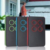 Telecomando per porta del garage 433.92MHz Controller gate Controller Rolling Code Telecomando Duplicatore CLONE GARAGE GARAGE Apriscatole