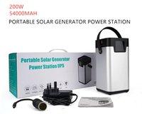 Sprungstarter tragbare Stromversorgung 200W54000MAH Großraum-Haushalts-Haushaltsauto-Multifunktions-Multifunktions-Hochfunktion hoch kompatibel mit mehreren Ausgabemodi