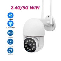 Wouwon 2.4G 5G Wifi Camera IP Camera Mini Outdoor 1080P Security Surveillance CCTV Waterproof Work With Time-lapse YI Iot App
