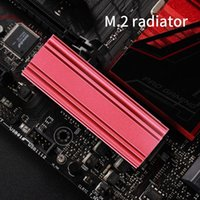 M.2 2280 Heat Sink Cooling Pads NVMe SSD Disk Aluminum Dissipation Radiator Thermal Pad For M2 Desktop PC Fans & Coolings