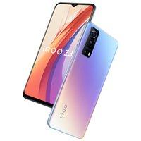 Original vivo IQOO Z3 5G Mobiltelefon 8 GB RAM 128 GB 256GB ROM Snapdragon 768G Android 6,58 Zoll Vollschirm 64.0mp 4400mAh Fingerprint id Face Wake Smart Handy