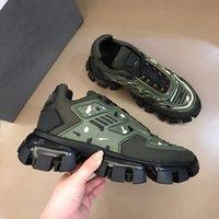 Designe Mens CloudBust Thunder Casual Scarpe a maglia Sneakers Designer di lusso Designer Oversize Sneaker Light Sole Suola 3D Trainer Womens Top Quality Big Size US9 con scatola