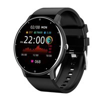 Top quality Waterproof watche Customize Wallpaper Smart Watch Message Reminder Sport Smartwatch Men Women Sleep Heart Rate Monitor Watches For IOS Android