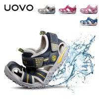 Baotou Sandals Kids 'Uovo Boys'CP5R