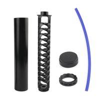 10 인치 나선형 자동차 연료 필터 1 / 2-28 5 / 8-24 솔벤트 트랩 4003 Wix 24003 Monocore