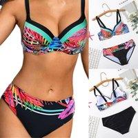 Sexy lingerie Brasiliano Bikini Swimwear Set per Brasile Micro Pantaloncini da nuoto Donna 2021 Donne