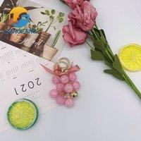 2021 Korea Liusha Crystal Grapevine sleutelhanger auto hanger liefhebbers tas sleutelhanger geschenk